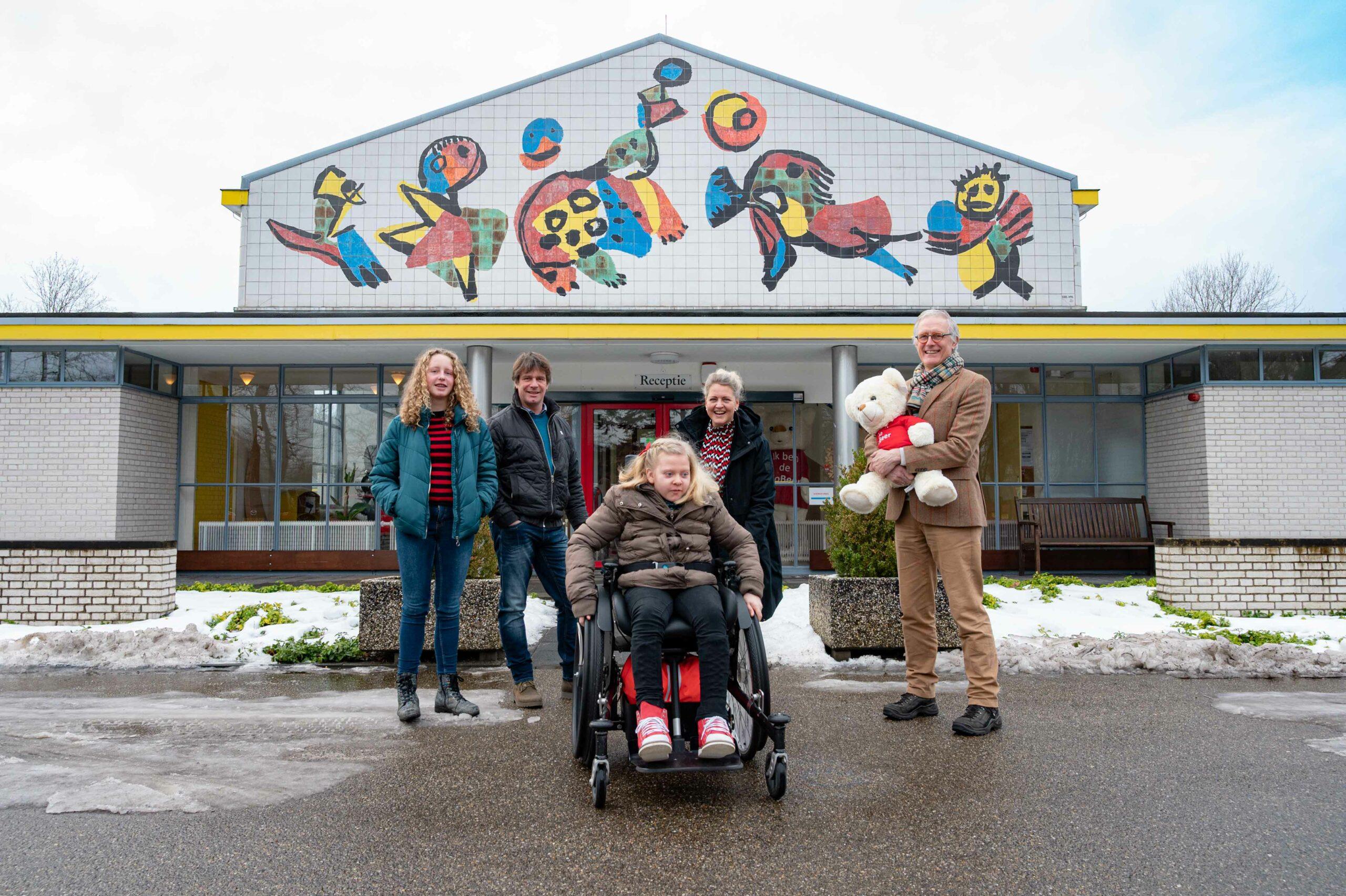 Groeiende behoefte naar aangepaste vakanties onder gezinnen met een meervoudig gehandicapt kind